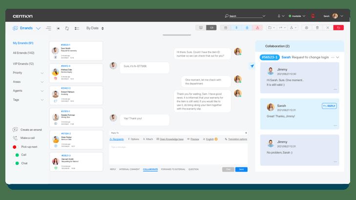 (Compress) Messaging and social platform 2